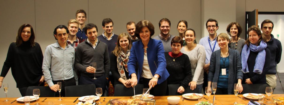 Thanksgiving AmCham EU 2