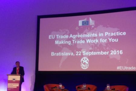 Eu trade agreements in practice making trade work for you amcham eu for further infomration contact tim adamson tadamchameu platinumwayz