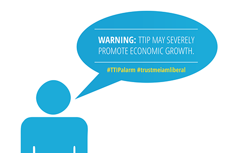 Warning! TTIP may severely promote economic growth | AmCham EU